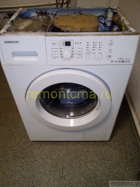 стиральная машина самсунг диамонд