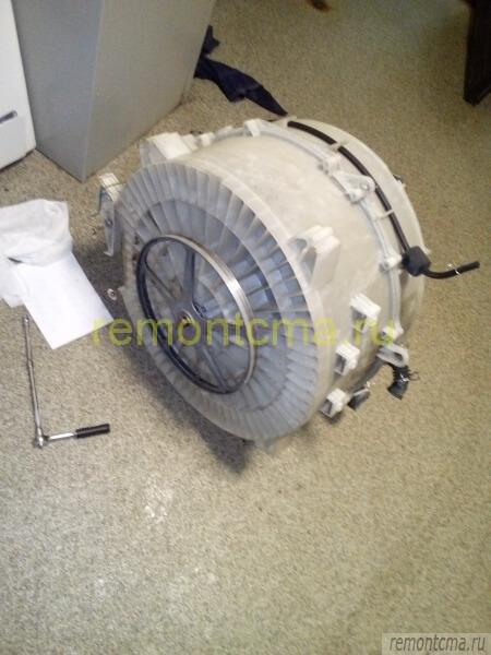 бак стиральной машины самсунг