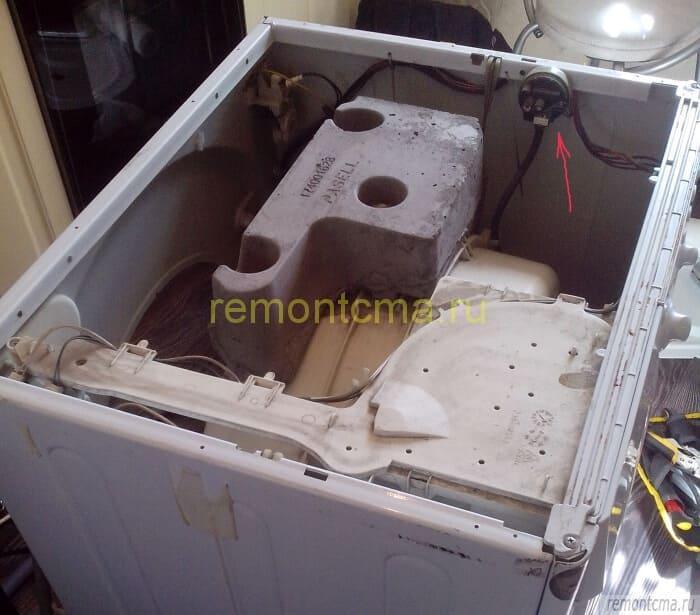 прессостат стиральной машины
