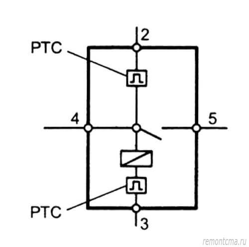 схема электронного замка