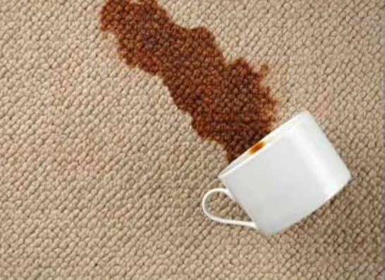 чай на ковре
