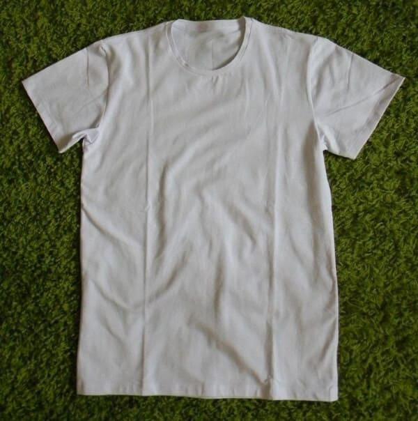 пятна на футболке