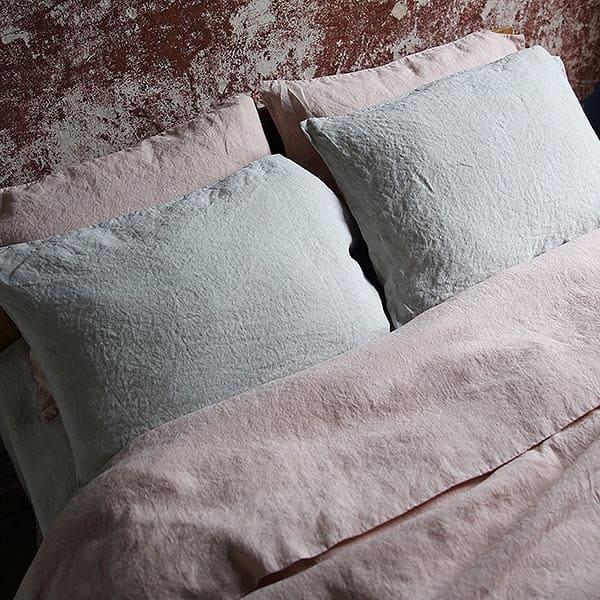 подушка изо льна