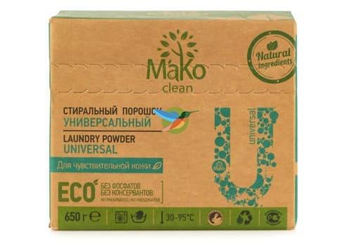 Стиральный порошок MaKo Clean «Universal»