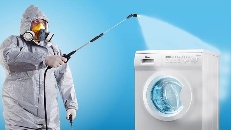 дезинфекция стиральной машины