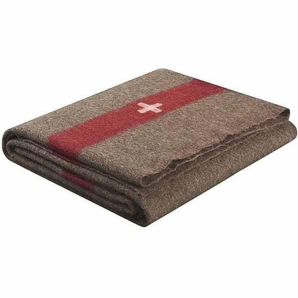 армейское шерстяное одеяло