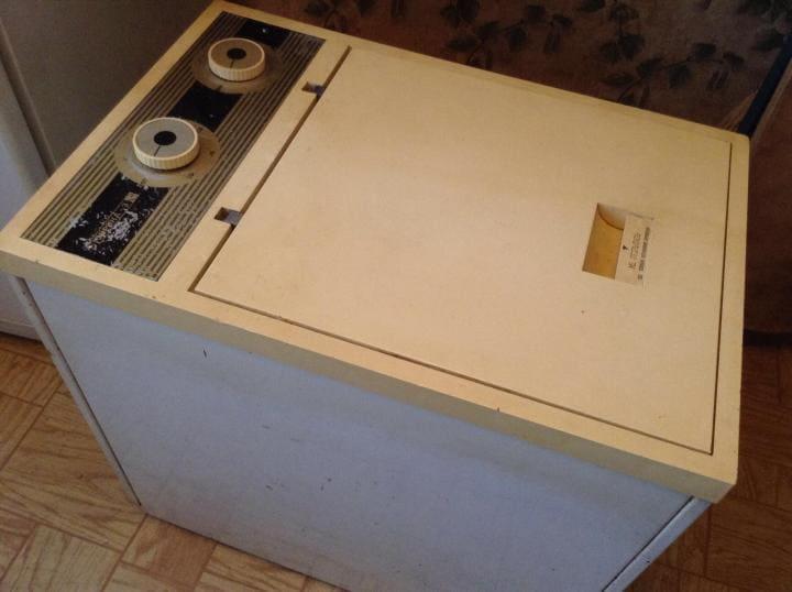 стиральная машина эврика полуавтомат