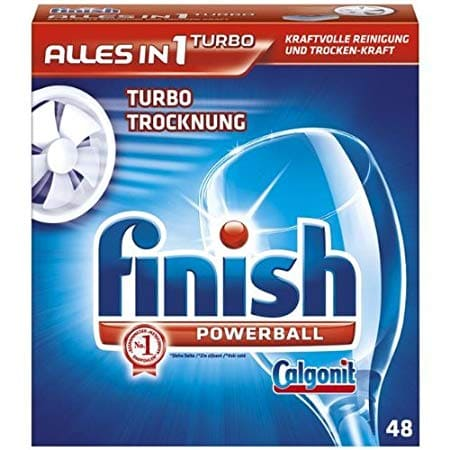 Finish All in 1 Turbo
