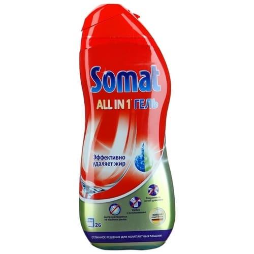 гель пмм Somat