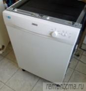 Ремонт посудомоечной машины Zanussi — не греет и не сушит
