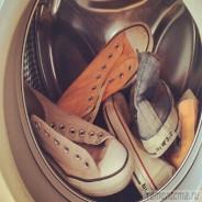 Какую обувь можно стирать в стиральной машине автомат