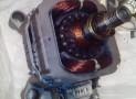 Разборка двигателя стиральной машины для чистки