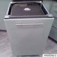 Встроенная посудомоечная машина «Электролюкс» (Electrolux) не греет воду