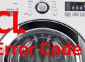 Как снять или убрать код ошибки CL у стиральной машины «ЛДЖи»