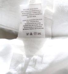 бирка на подушке