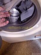 Правильно чистим уплотнительную манжету в стиральной машине автомат