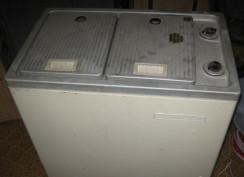 Характеристики советских полуавтоматических стиральных машин «Чайка»