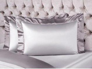 шёлковая подушка